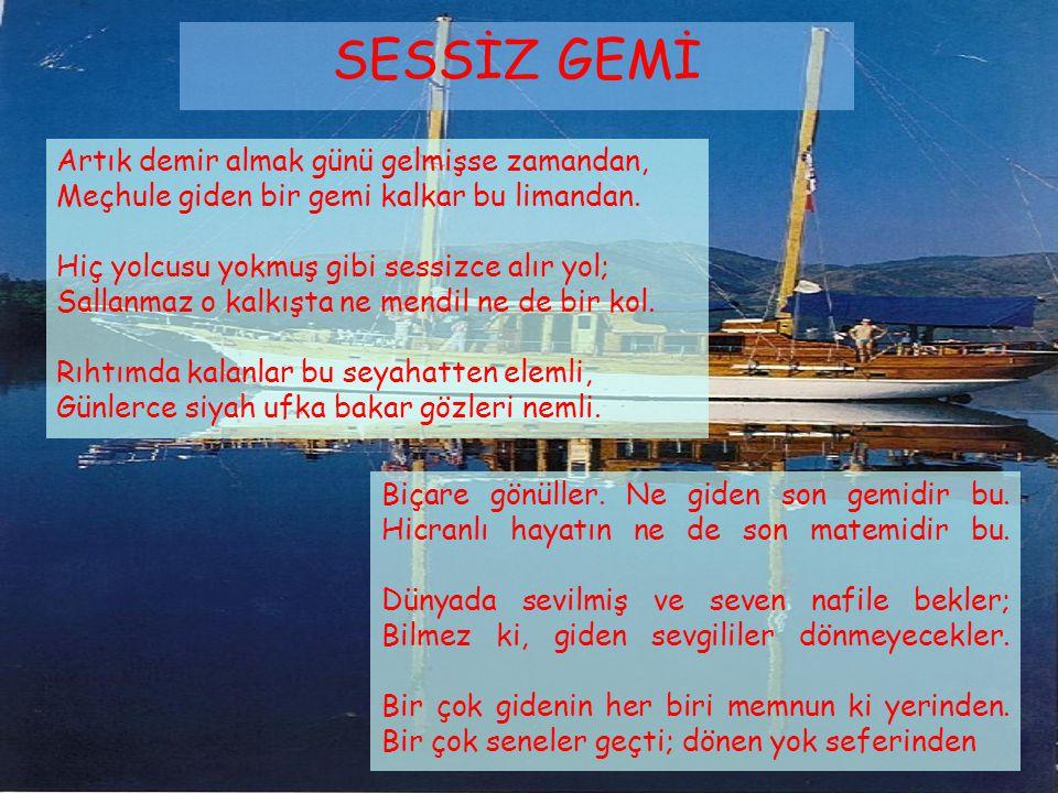 Yahya Kemal Beyatli 1884 1958 Ppt Indir