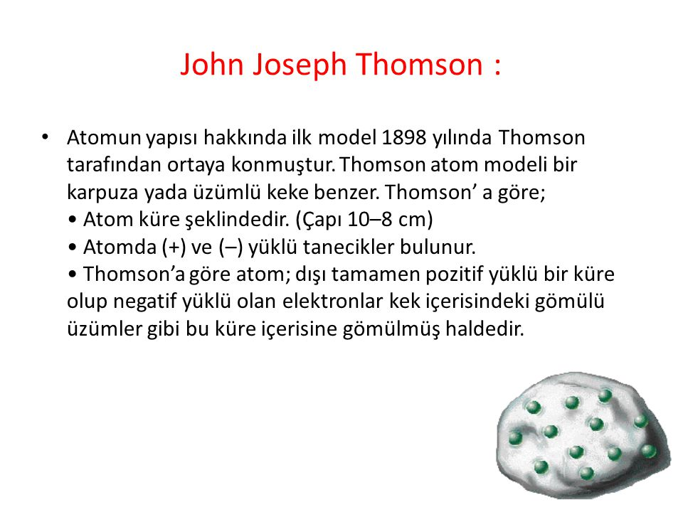the life and accomplishments of joseph john thomson Work the idea that electricity is transmitted by a tiny particle related to the atom was first forwarded in the 1830s in the 1890s, jj thomson managed to estimate its magnitude by performing experiments with charged particles in gases.