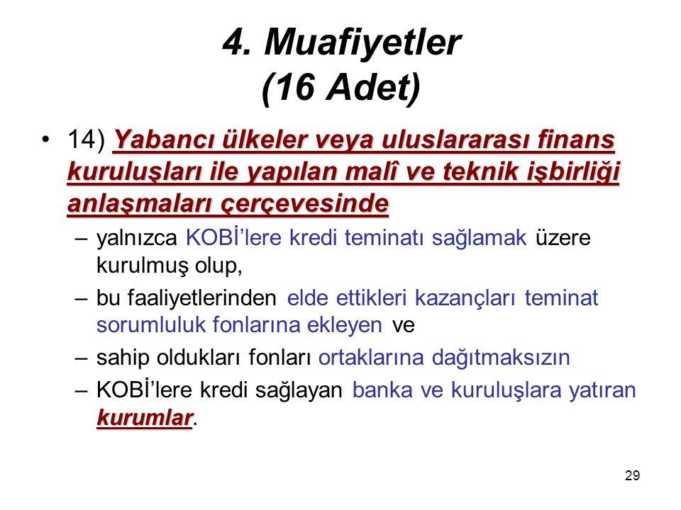 Bütçesiz fonlara yapılan kesintiler: şartlar ve sorumluluklar