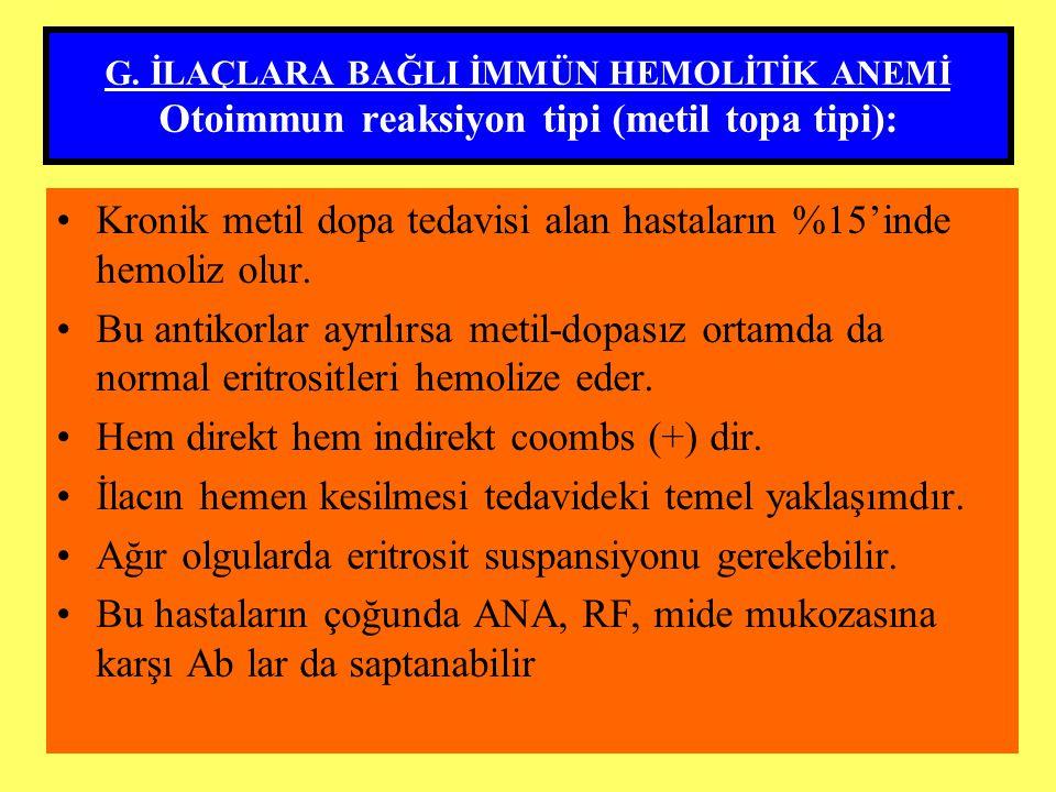 Hemolitik kriz: tedavinin tanımı, nedenleri, belirtileri ve özellikleri