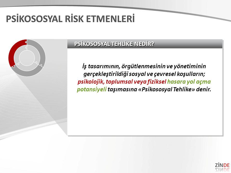 Psikososyal Risk Etmenleri Ppt Indir