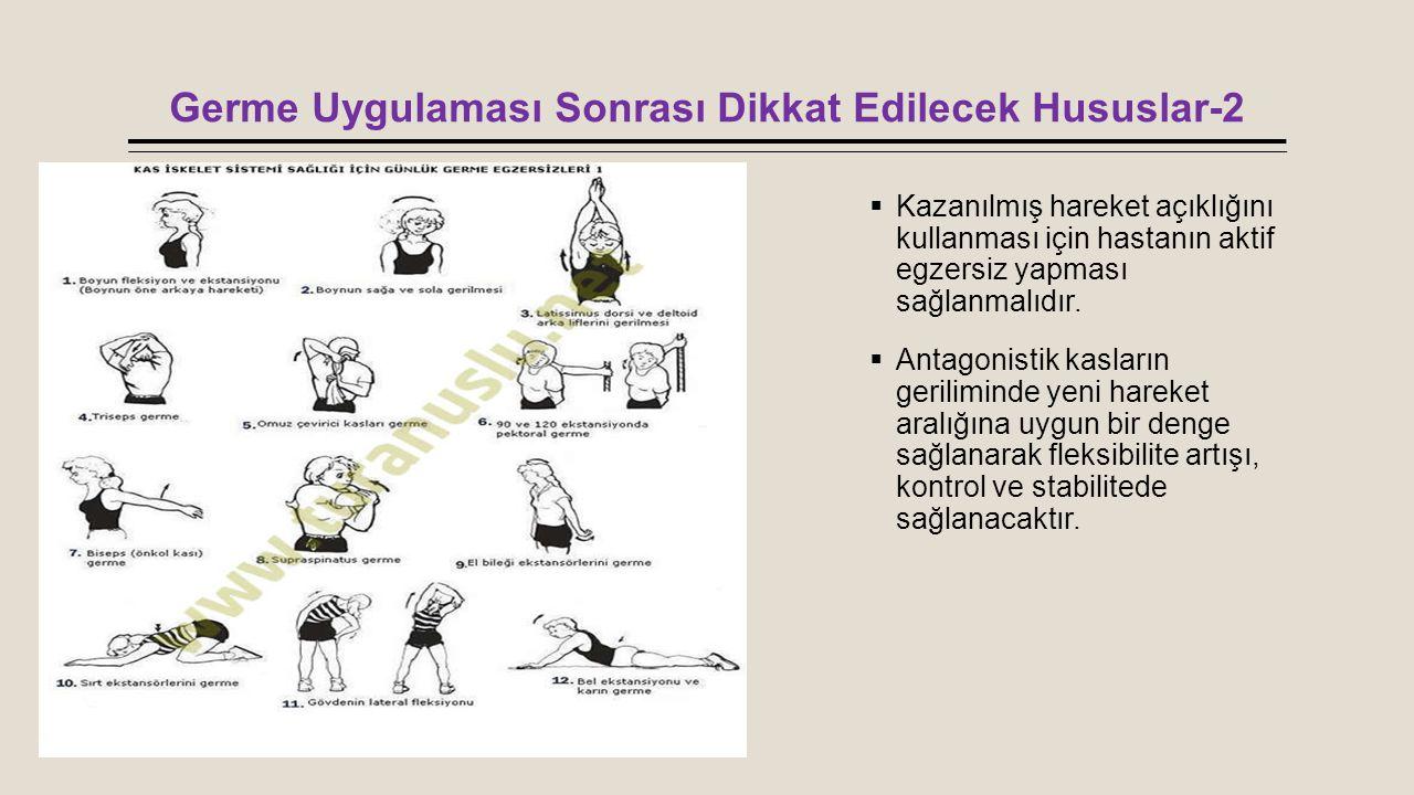 Boyun Egzersiz: seçim ve uygulama için öneriler