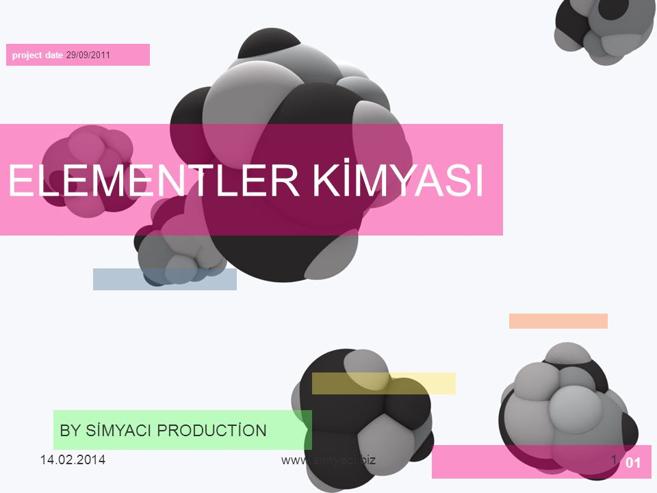 ELEMENTLER KİMYASI BY SİMYACI PRODUCTİON