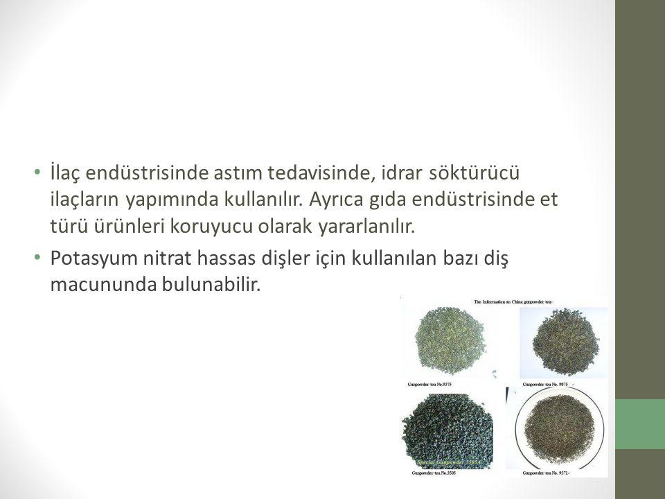 ENDÜSTRİYEL HAMMADDELER DERS-2 AZOT BİLEŞİKLERİ - ppt indir