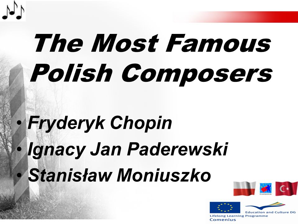 The Most Famous Polish Composers
