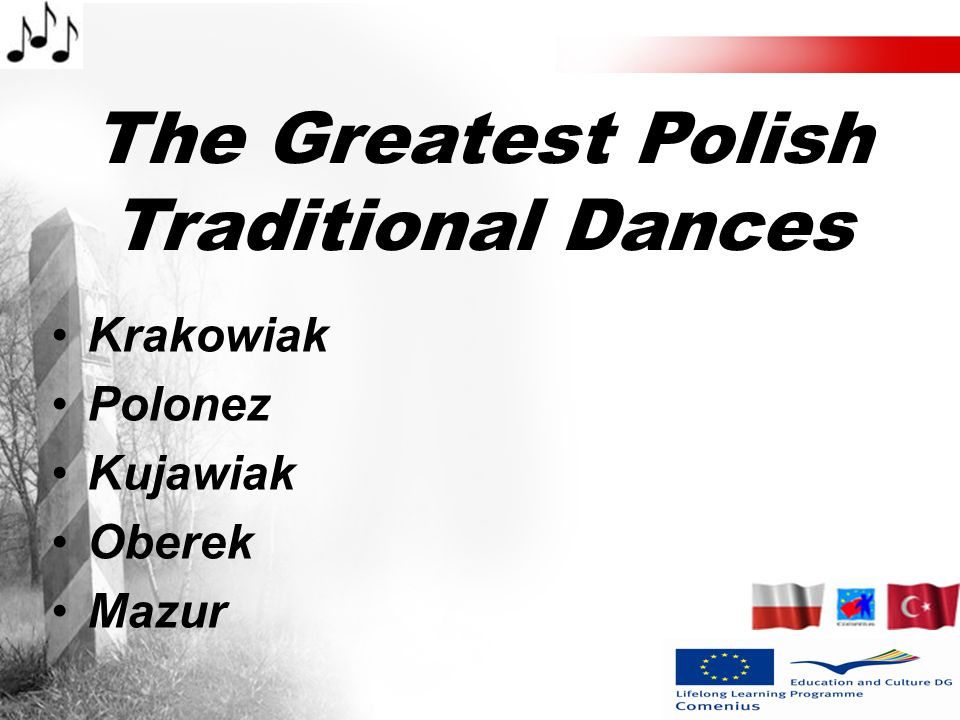 The Greatest Polish Traditional Dances